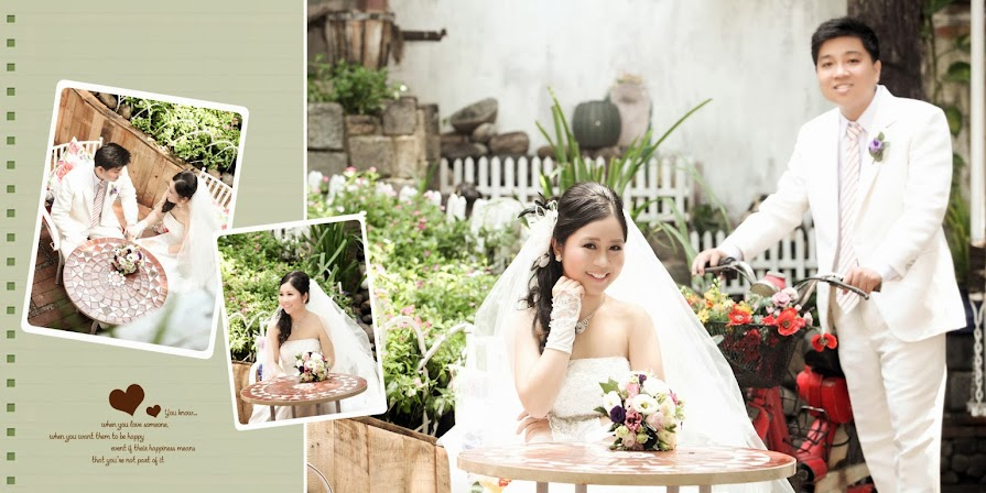 chụp hình cưới trọn gói
