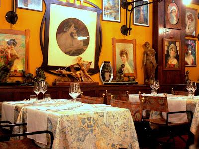 Restaurant in Ravenna Italy