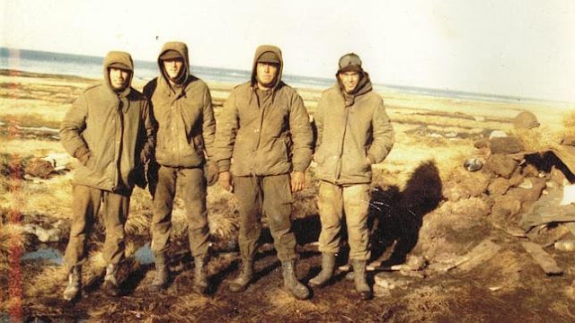 Argentine veteran of Falklands War remembers horrifying antisemitism