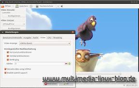 Video Editor mit Hardwarebeschleunigung
