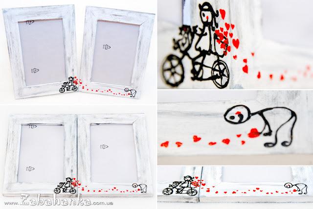 Рамочка - Велосипедна любов