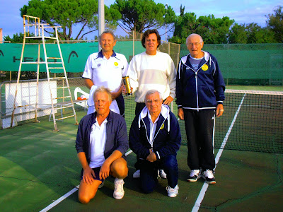 Équipe 1 + de 55 ans