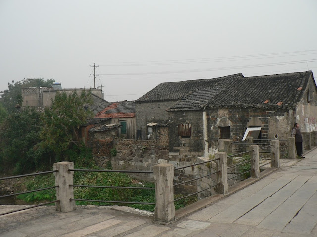 older home in Tongcheng, Anhui, China
