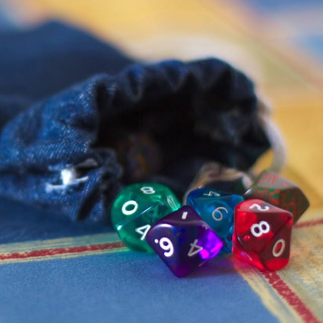 Dice by Dmitrios Psychogios