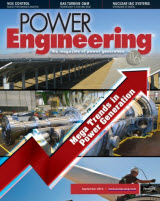 Power Engineering Magazine Cover
