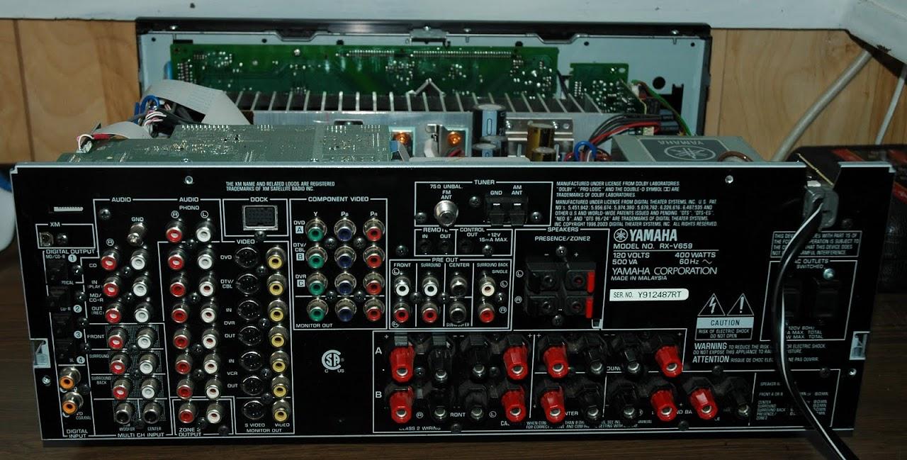 rx v659 nudies and restore audiokarma home audio stereo rh audiokarma org yamaha rx-v659 manual pdf yamaha receiver rx-v659 manual