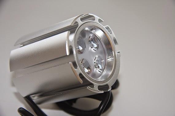 Foco Magicshine MJ-856 1600 lumens, una luz potente para circular por cualquier camino
