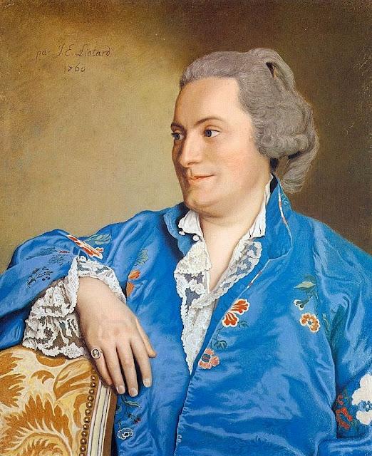 Jean-Etienne Liotard - Isaac Louis de Thellusson