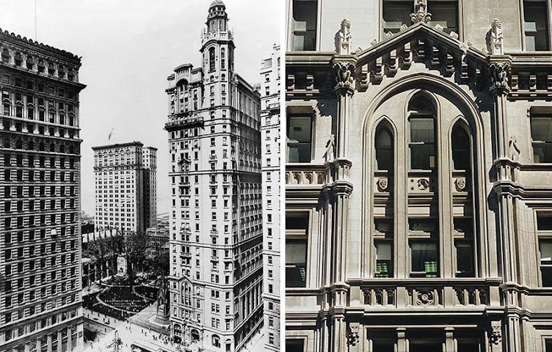 Dark Roasted Blend Art Deco Skyscraper Of The Week Trinity