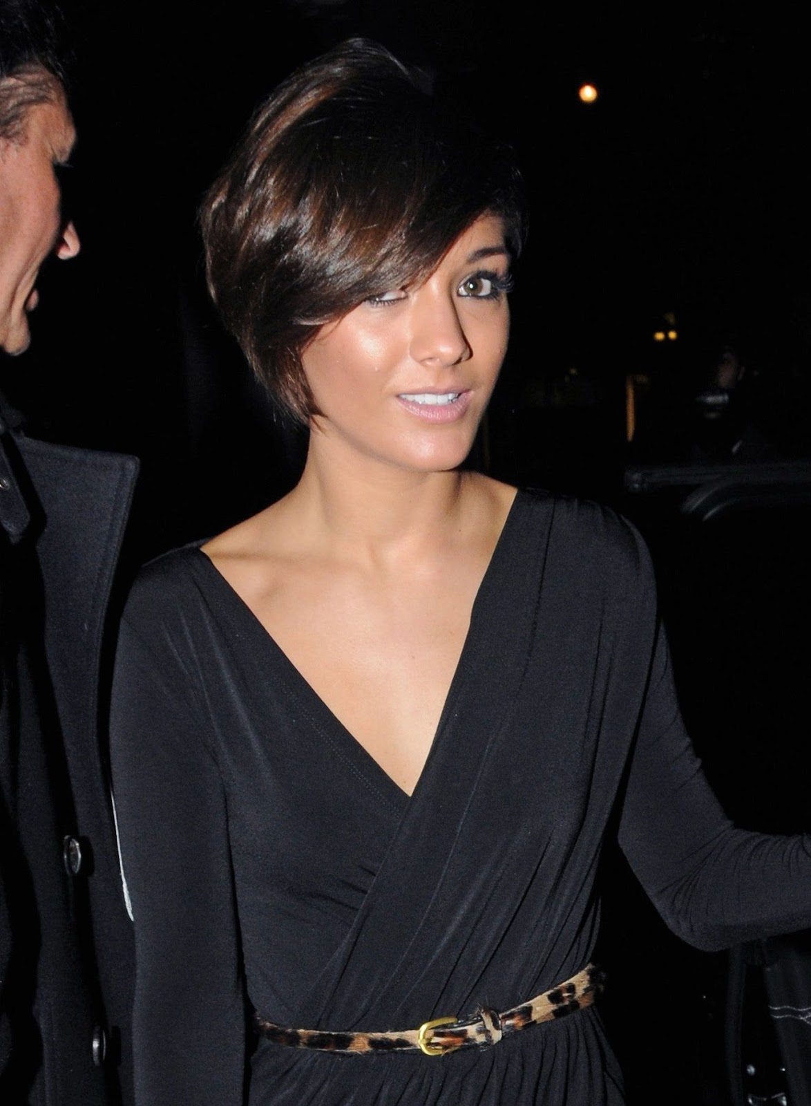 Frankie Sandford Hair From The Back Wedding Hairstyles
