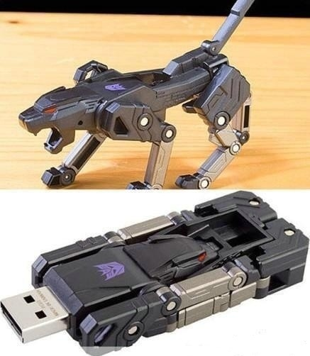 Decepticon USB Flashdisk