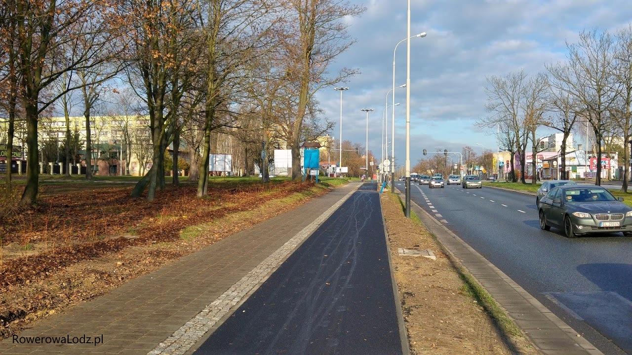 Jest nowy chodnik i gotowa DDR