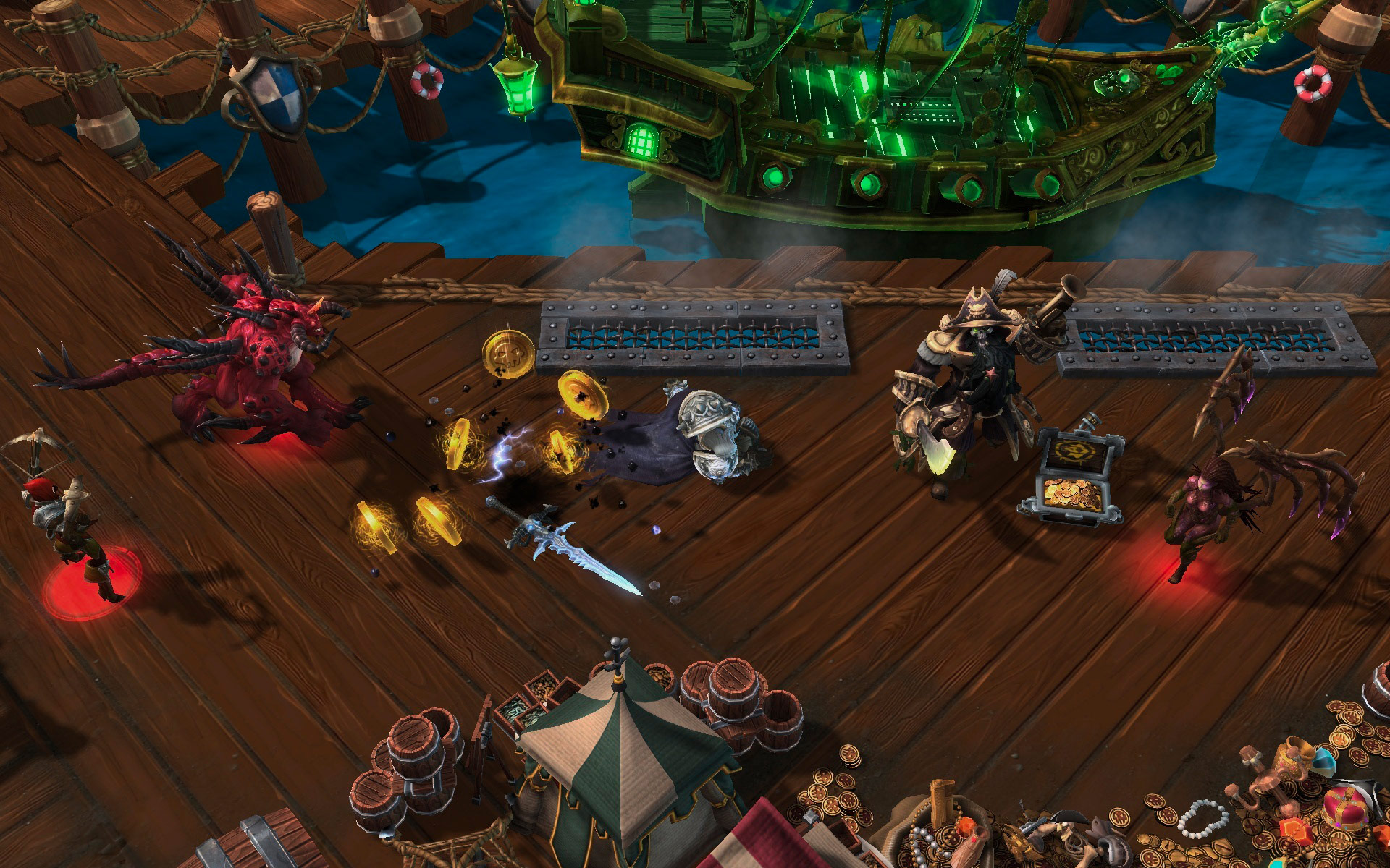 Heroes of the Storm: MOBA của Blizzard lộ diện 5