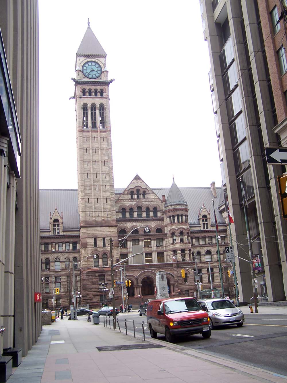 Toronto Grand Prix Tourist A Toronto Blog Old City Hall