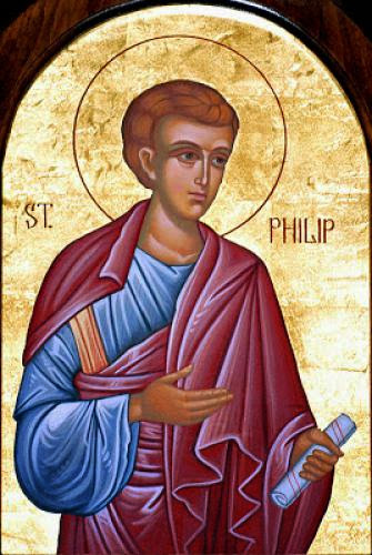 Apostle Philip Of The Seventy One Of The Seven Deacons