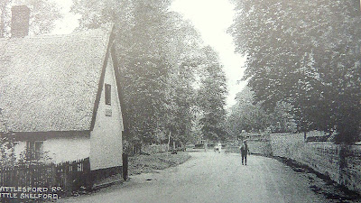 Whittlesford Road, Little Shelford