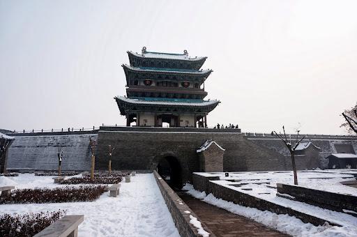 Torre principal de la muralla