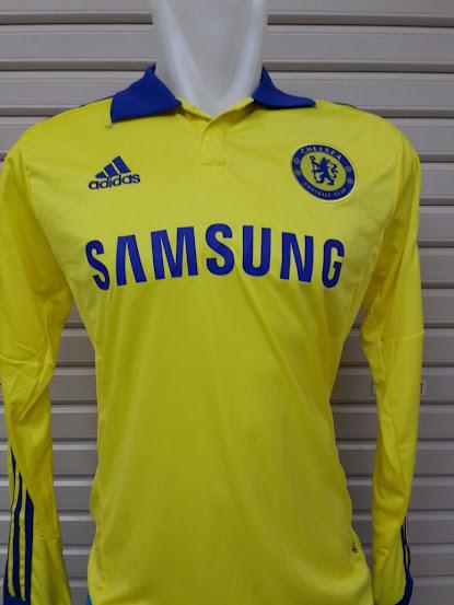 Jual Jersey Chelsea Away Lengan Panjang 2014-2015
