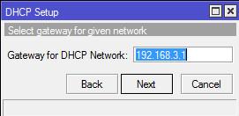 dhcpserver5 Cara Setting Mikrotik Sebagai DHCP Server
