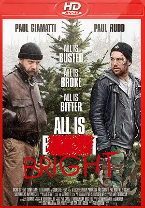 Filme Poster All Is Bright HDRip XviD & RMVB Legendado