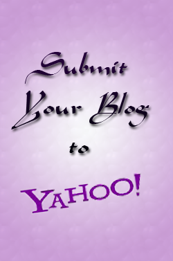 add your blog to yahoo search results
