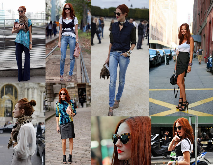 Fashion Inspiration: Taylor Tomasi-Hill & Stockholm Street Style