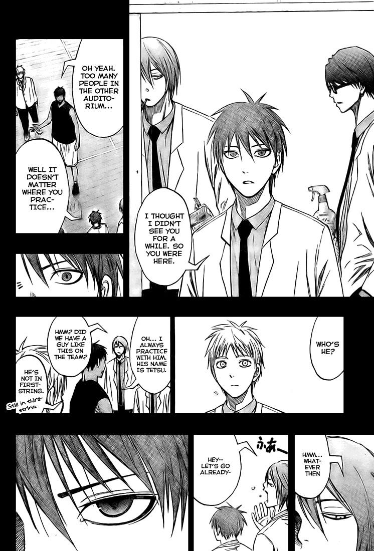 Kuroko no Basket Manga Chapter 124 - Image 12