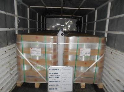 Túi khí đóng hàng container 1200 x 1800