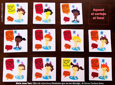 llibre de relats curts amb cobertes del Joan Turu