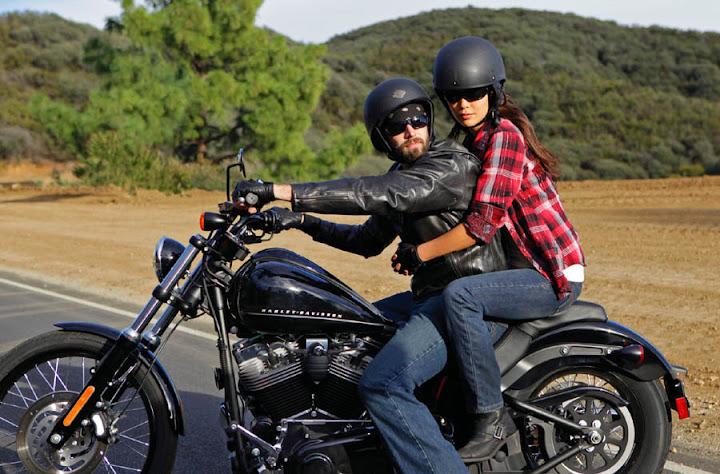 Dark Roasted Blend: Harley-Davidson Blackline: Exclusive DRB Interview