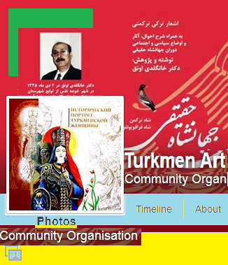 Facebook Timeline Turkmen Art and Music