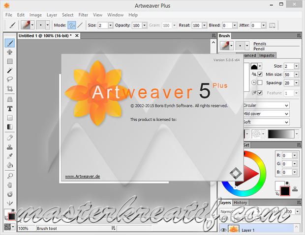 Artweaver 5 Plus