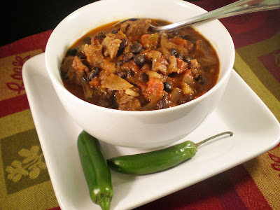 Crockpot Wednesday: Chilly Day Chili