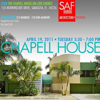 Chapell House+tour sarasota