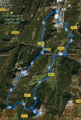 Maratour de Chartreuse 2012