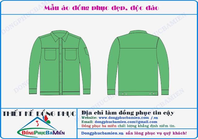 Dong phuc lao dong 016