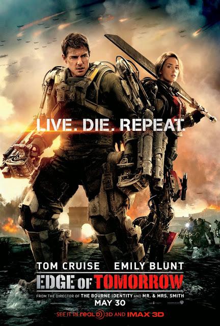 Στα Όρια Του Αύριο Edge of Tomorrow Poster