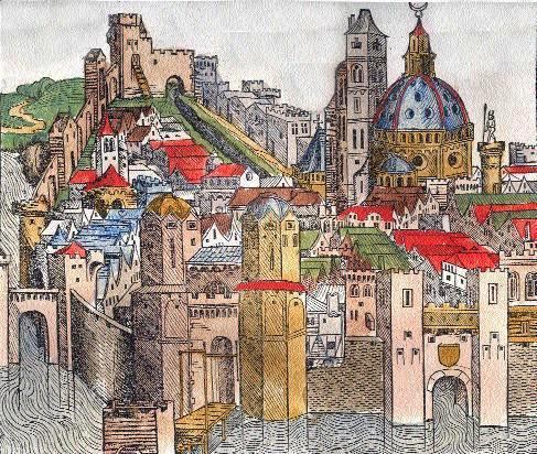 Падуя 1493 год