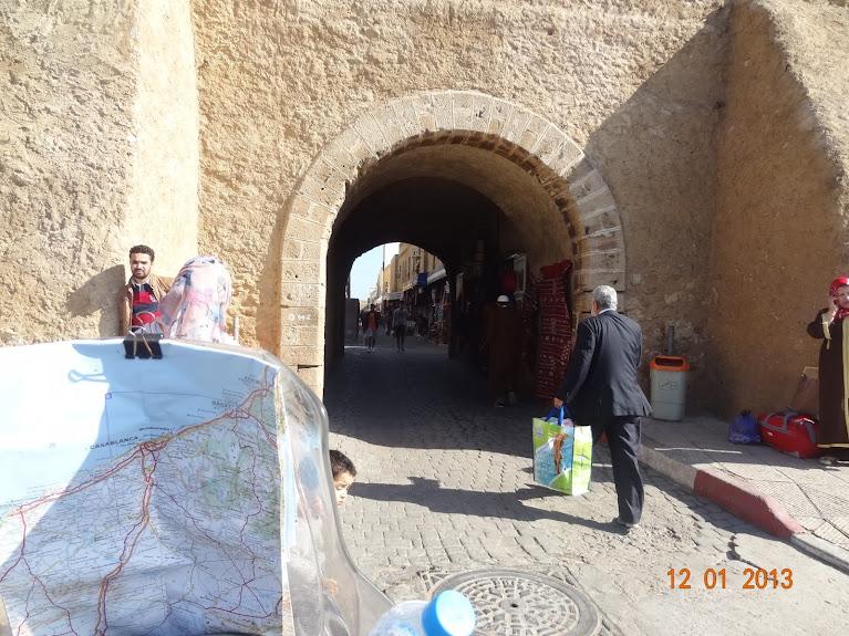 marrocos - Marrocos e Mauritãnia a Queimar Pneu e Gasolina DSC05394