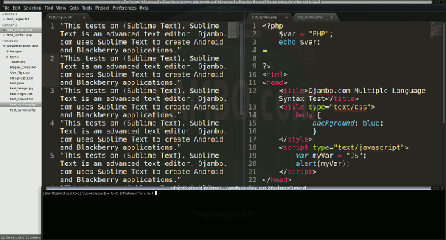 Sublime Text Advanced Editor Review