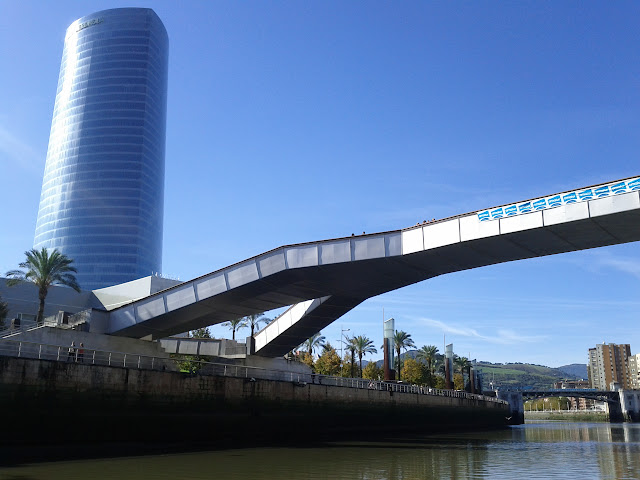Puente Universidad Deusto Bilbao #kddbilbao