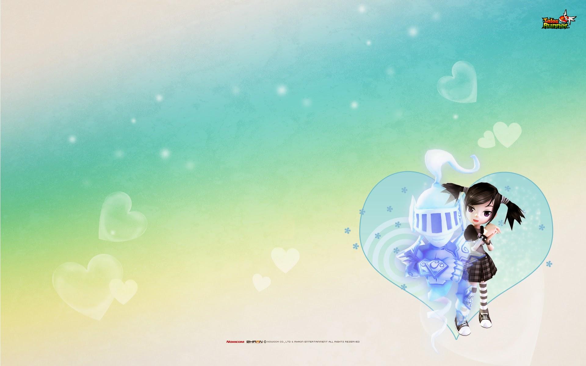 Ngắm hình nền dễ thương của GoGoRun Bắc Mỹ - Ảnh 2