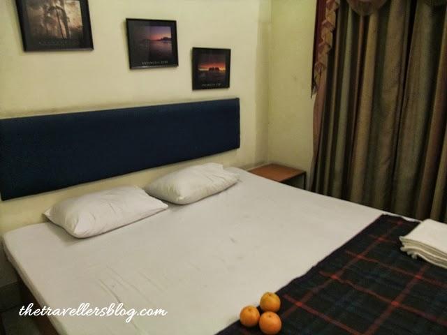 Hotel Esplanade Chambers Room