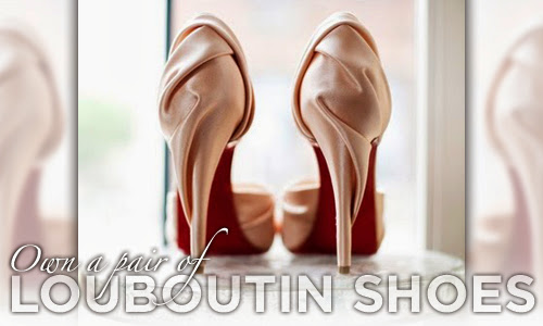 Own a pair of Louboutin shoes