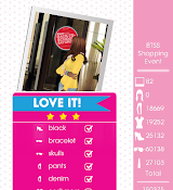 Teen Vogue Me Girl Level 42 - BTSS Shopping Event - Valerie - Love It! Three Stars