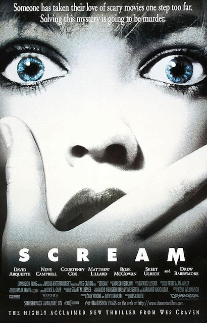 scream, que peliculas ver en Halloween