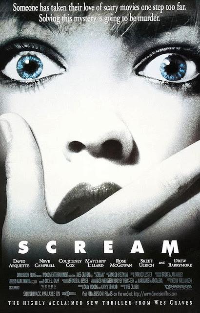 scream, que peliculas ver en Halloween