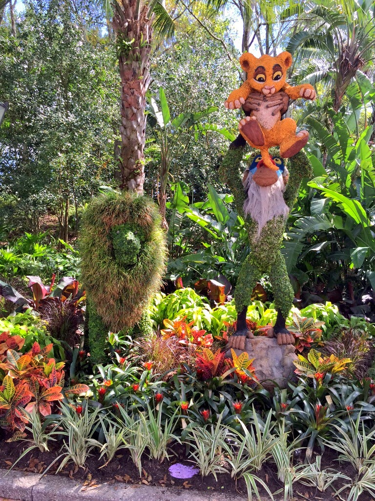 2015 Epcot Flower And Garden Festival Opening Day Photos And Menus Blog