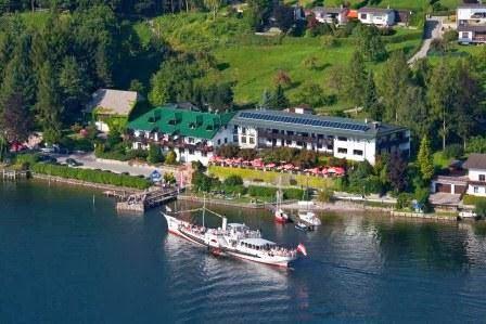 Seegasthof Hotel Terrassenrestaurant Hois´n Wirt, Traunsteinstraße 277, 4810 Gmunden am Traunsee, Austria