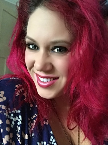 pink hair, perfect 365